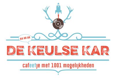 Eetcafé de Keulse kar Logo